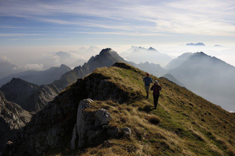 Panoramaweg Südalpen_Karawanken Hochstuhl