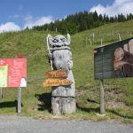 Wanderstartplatz Berg Kodok