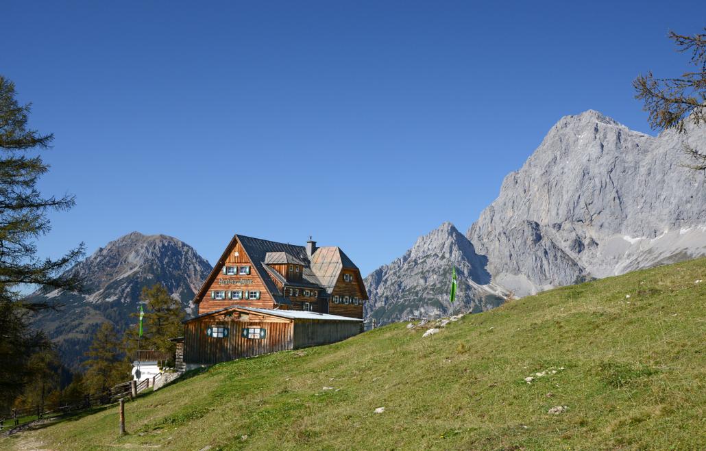 Austria Hütte, Ramsau am Dachstein