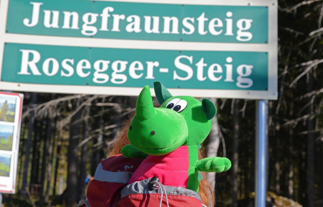 Kali Roseggersteig, Ramsau am Dachstein