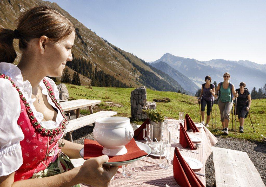Kulinarik im Bregenzerwald, © Bregenzerwald Tourismus, Adolf Bereuter