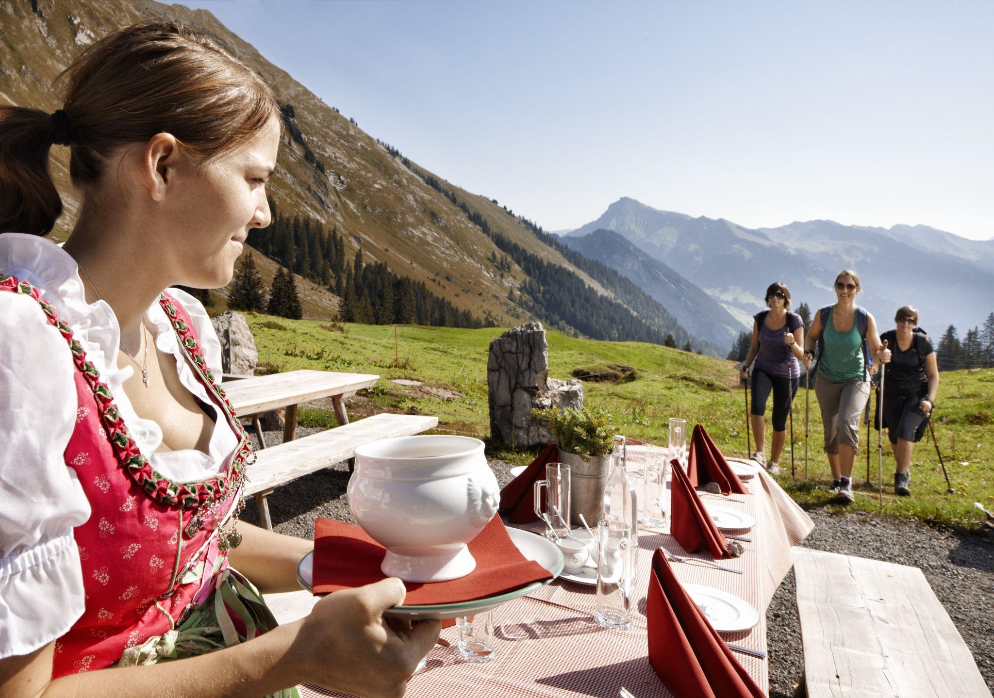 Kulinarik © Adolf Bereuter_Bregenzerwald Tourismus