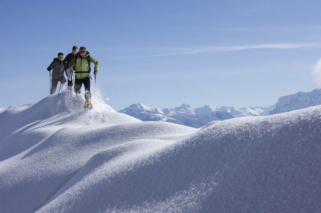 Bregenzerwald Schneeschuhwandern, (c) Bregenzerwald Tourismus