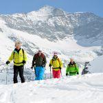 Skitourengeher im Nationalpark Hohe Tauern