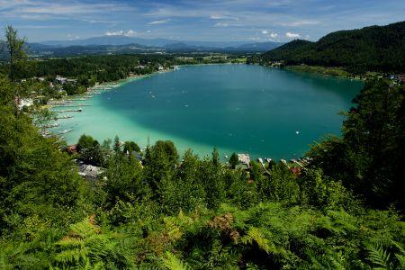 Klopeiner See, Zupanc