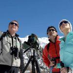 Ranger Nationalpark Hohe Tauern Osttirol, Schneeschuhwandern