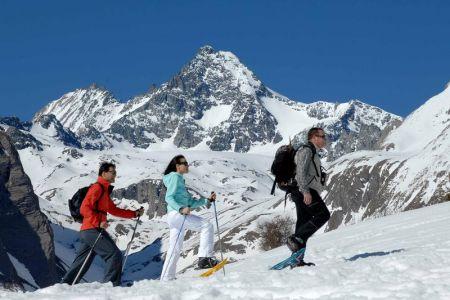 Schneeschuhwandern mit Ranger im Nationalpark Hohe Tauern Osttirol