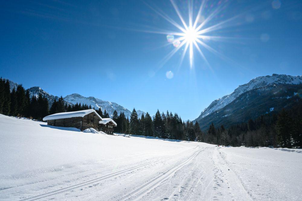 Wagrain-Kleinarl_Winter © Christian Scharnter