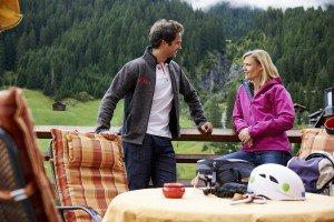 Nach einem aktiven Sporttag können Sie sich eine Pause auf einer Berghütte gönnen, (c) Montafon Tourismus