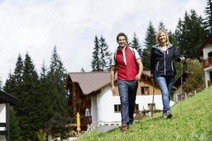 Nordic Walking oder Wandern, (c) Montafon Tourismus