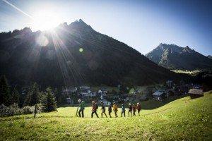 Wandern im Montafon, (c) Daniel Zangerl