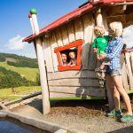 Montelinos Erlebnisweg in Saalbach Hinterglemm, Familienwandern