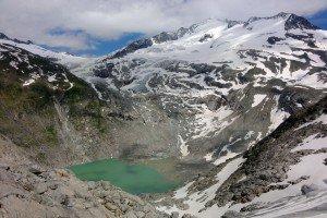 Gletschersee am Großvenediger, NPHT Osttirol, Fabian Bergner, www.meinarnoweg.at