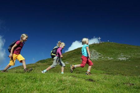 Bregenzerwald Wandern mit Kindern
