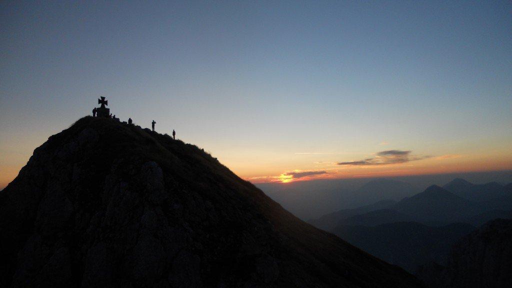 Sonnenaufgangswanderung Gartnerkofel, (c) NLW Tourismus