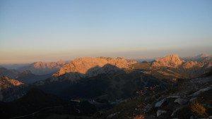 Sonnenaufgangswanderun Gartnerkofel, (c) NLW Tourismus