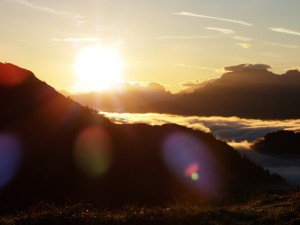 Sonnenaufgangswanderung