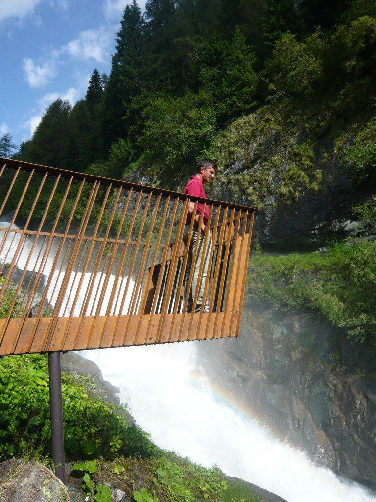 Umbalfälle, NPHT Osttirol, Jurgeit