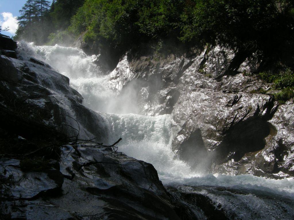 Umbalfälle, NPHT Osttirol, Kurzthaler