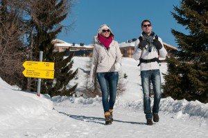 Winterwandern Gerlitzen Alpe, Adrian Hipp