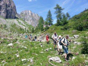Bergfex Wanderung mit Sepp, Hotel Gratz
