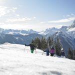 Familienschneeschuhtour im Montafon, (c) Alex Kaiser