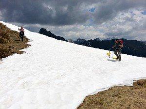 Gipfelwanderung mit Sepp, Hotel Gratz