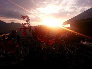 Sonnenaufgangswanderung mit Sepp, Hotel Gratz