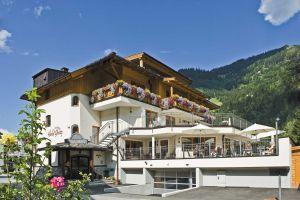 Hotel Gratz im Großarltal von außen