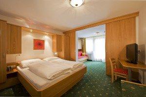 Zimmerkategorie Edelweiss im Hotel Gratz