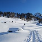 Skitourengehen im Großarltal