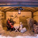 Weihnachtsidylle in Filzmoos