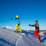 Schneeschuhwandern im Winter Großarltal