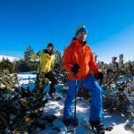 Winterwandern auf der Rax, Wiener Alpen, Claudia Ziegler