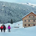 Winterwandern in Schönenbach, Adolf Bereuter