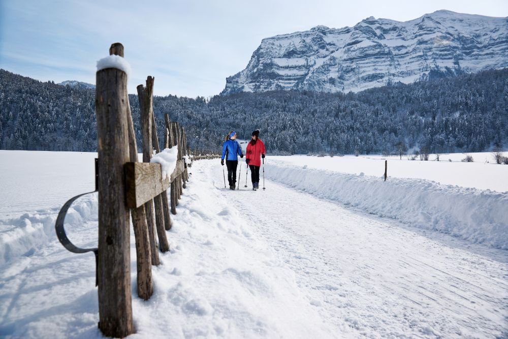Kulinarisch Winterwandern, (c) Ludwig Berchtold