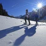 Schneeschuhwandern Untertal, Herbert Raffalt
