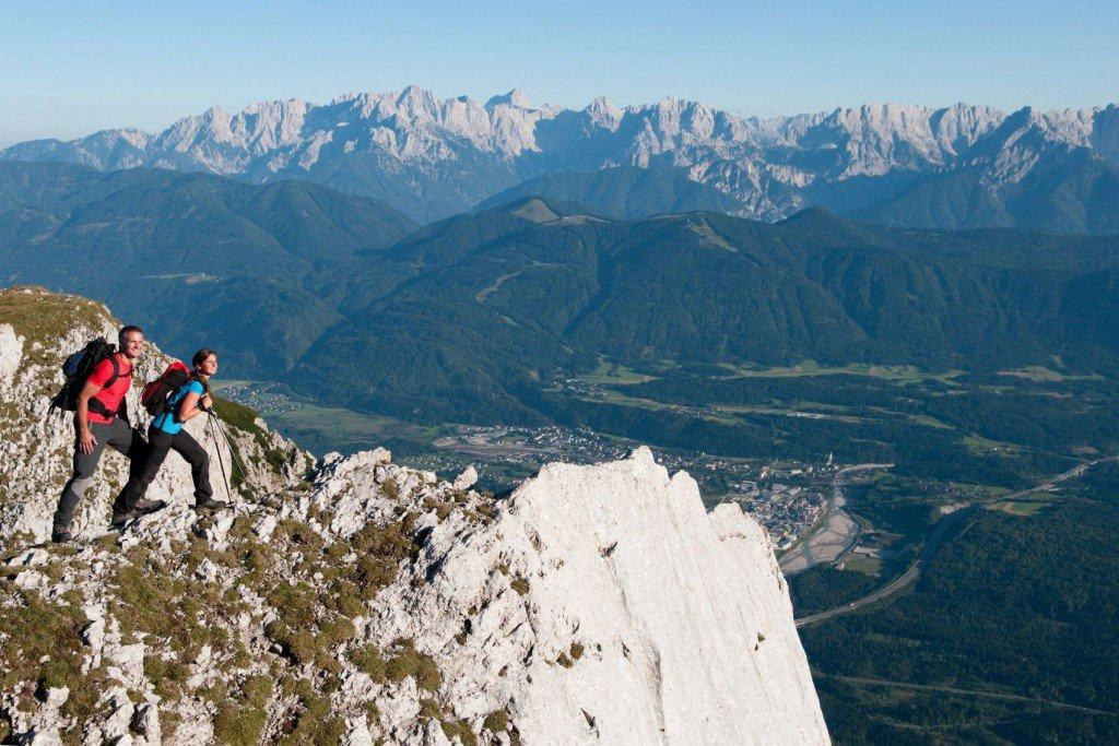 Wandern in der Region Villach