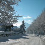 Winterwandern in Eben, © TVB Eben