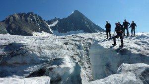 Gletscherreise