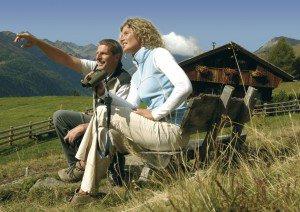 Ranger im Nationalpark Hohe Tauern, © Osttirol Werbung