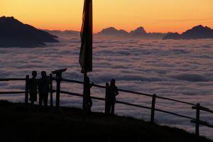 Wolkenmeer, © NPHT, Emanuel Egger