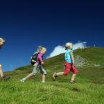 Kinder wandern © Ludwig Berchtold, Bregenzerwald Tourismus