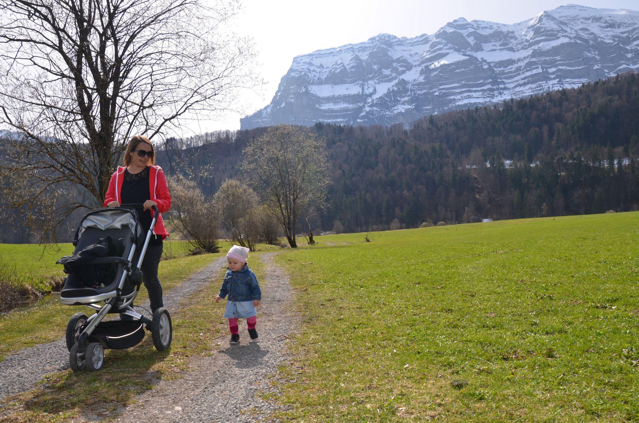 Wandern mit Kindern © Bregenzerwald Tourismus, Anja Zwischenbrugger