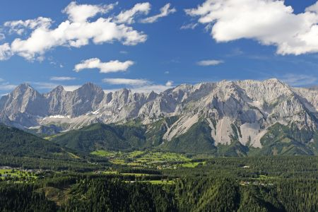 Dachstein Sommerlandschaft, © photo-austria.at, Hans Peter Steiner, Ramsau am Dachstein