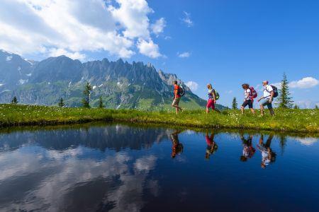 Wandern am Hochkönig, © Hochkönig Tourismus GmbH