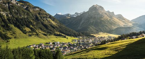 Lech am Arlberg, © Lech-Zürs Tourismus, Hanno Mackowitz