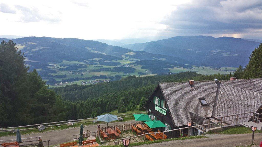 Tonnerhütte, © ÖWD, Elisabeth Pfeifhofer