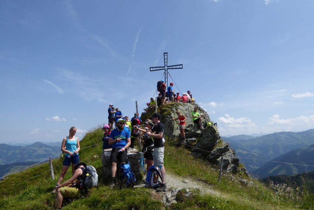 24 Stunden Wanderung, © Wildschönau Tourismus