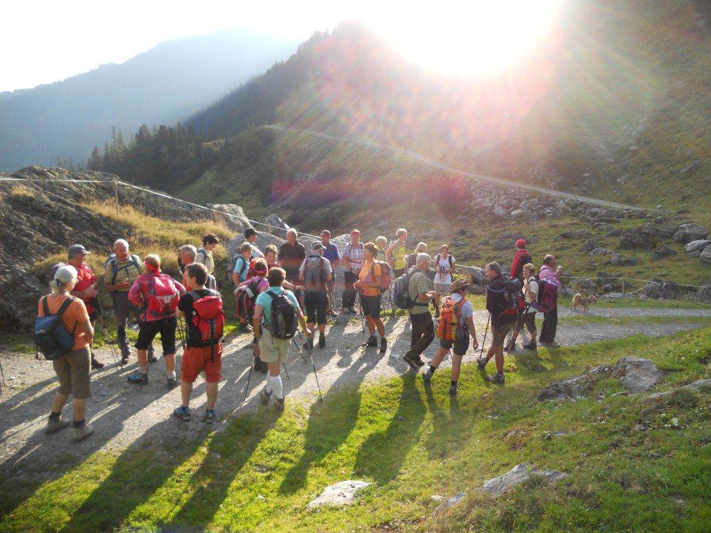KitzAlpHike - 24 Stunden Wanderung